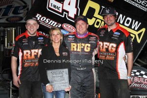 T-Mac wins MOWA show at 34 Raceway Dennis Krieger Imagery