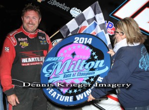 Jarrod Hull wins Ron Milton Classic MOWA Dennis Krieger Imagery