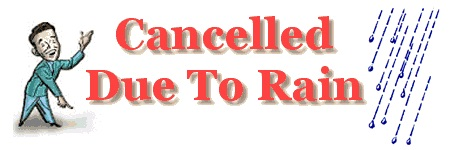 Rain forces cancellation at Belleville,IL