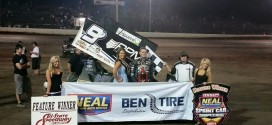 Indiana youngster's momentum slides his way to victory lane