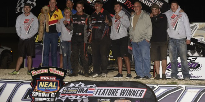 Parker Price Miller takes MOWA/IRA co-sanctioned event