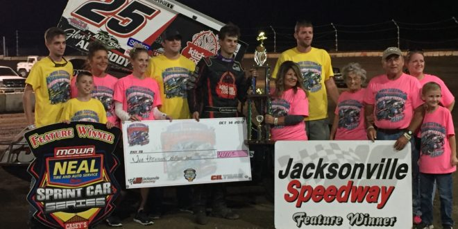Blackhurst sweeps super weekend!